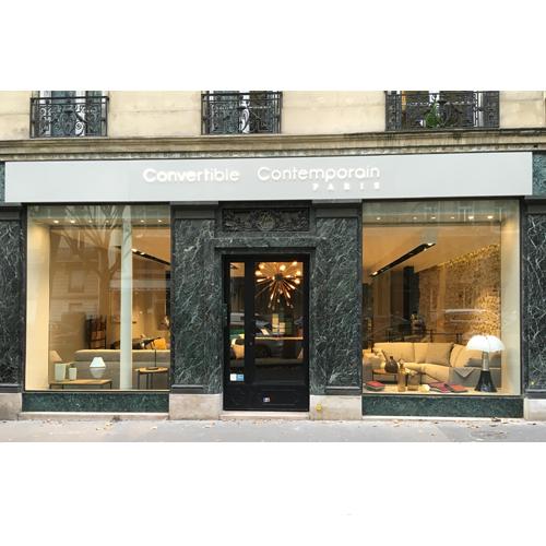 Les magasins Convertible Contemporain en France.